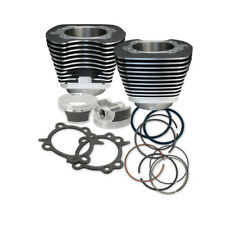 S&S Cycle Big Bore Kit 106 Inch Chrome For Harley-Davidson FLH/R FLT 07-14