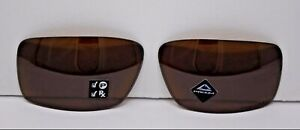 Brand New Authentic Oakley Square Wire Replacement Lens Prizm Tungsten Polarized