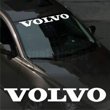 Volvo WINDSHIELD CAR Premium STICKER vinyl decal #2 S60 S40 S80 V50 V70 XC60 XC