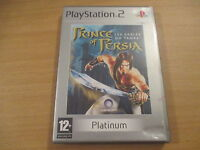 jeu playstation 2 prince of persia: les sables du temps