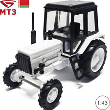 Farm Vehicle Tractor Scale 1:43 MTZ 82 Belarus Russian Toy Cars
