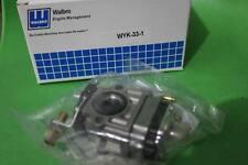 genuine Walbro WYK 33 carburetor for 23-30cc Rc boat