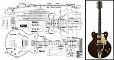 Gretsch Country Classic ® Archtop Plan