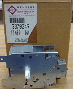 Whirlpool Dishwasher Timer Part # 3370249 New