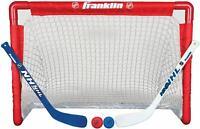 Ice Hockey NHL Street Home Goal Net Stick Ball Kids Lightweight Portable New