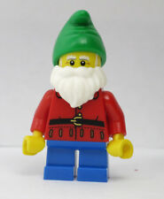 Lawn Gnome Series 4 Garden Decoration Beard LEGO Minifigure Mini Figure Fig