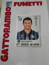 Figurine Calciatori N.208 Stankovic Inter Magazzino - Anno 2011-2012 Panini