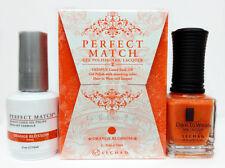 LECHAT Perfect Match Nail Gel & Lacquer DUO- LA FLEUR 2015 - Pick any Color