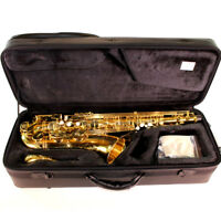 Selmer Model STS280R 'La Voix II' Tenor Saxophone in Clear Lacquer MINT