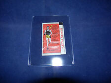 1981 Topps Sports Facts Roger Bannister