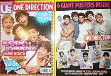 ONE DIRECTION 1D us weekly special 6 HUGE POSTERS revealing interviews HOT HOT