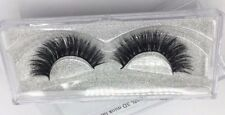 Siberian 100% Mink Luxury High Quality False 3D Mink Eyelashes A19