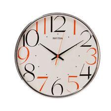 Rhythm Living Room Contemporary Wall Clocks