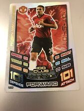 MATCH ATTAX 2012/13 ROBIN VAN PERSIE 100 HUNDRED 101 CLUB NO 502 GREAT