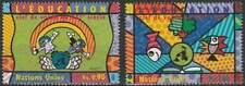 Nations Unies - Geneve postfris 1999 MNH 382-383 - Opleidingen