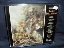 Händel - Judas Maccabaeus -The King's Consort / Robert King -2CD-Box