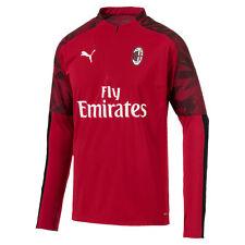 PUMA AC Milan Men's 1/4 Zip Top Men Sweat Football