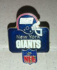 PINS SPILLA FOOTBALL NEW YORK GIANTS NFL COLLECTION PREZZO SUPER SCONTATO