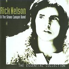Essential Collection by Rick Nelson/Rick Nelson & the Stone Canyon Band (CD, Jun-1998, Spectrum Music (UK))