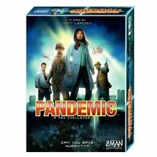 PANDEMIC 2013 AWARD WINNING BOARD GAME CAN YOU SAVE HUMANITY? AGE 8+ NEW GIFT