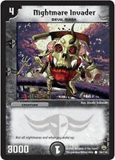 Duel Master TGC Nightmare Invader DM10 Shockwaves of the Shattered Rainbow