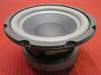 """NEW 8"""" Subwoofer Replacement Speaker.4 ohm.eight inch Woofer.Bass Sub.Home Car"""