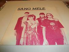 """sang mélé""""europe america""""""""single7""""or.fr.hamedt:32709"""