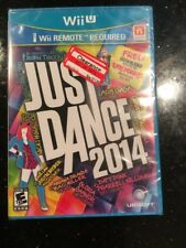 Just Dance 2014  (Wii U, 2013) Brand New Factory Sealed
