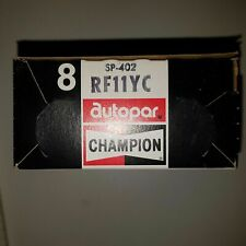 Spark Plug Champion Spark Plug RF11YC set of 8