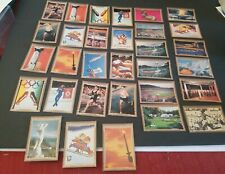 31 -1996 CENTENNIAL OLYMPIC GAMES COLLECTION TRADING CARD LOT MINT COND. 1365