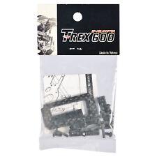Ersatzteil CF Servo Adapterplatte Carbon T-Rex 600N Align HN6070T 860085