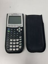 Texas Instruments TI-84 Plus Graphing Calculator works