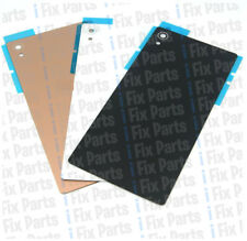 For Sony Xperia Z3 D6653 D6643 D6603 D6616 Glass Housing Battery Back Cover Rear