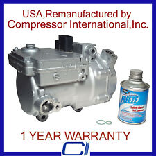 2007-2011 Altima 2.5L Hybrid OEM Reman A/C Compresssor