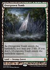 1x MTG - Overgrown Tomb (013/045) - Battle for Zendikar - Expedition Foil LP