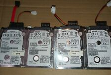Lot 4 320 GB Hitachi HGST Sata Harddrive