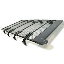 Expedition Steel 2.3m Flat Powder Coated Roof Rack for Land Rover Discovery 3&4