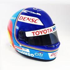 Fernando Alonso WEC 2018 1:2 Scale Helmet