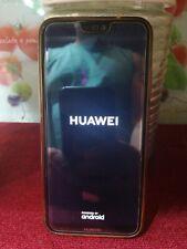 Huawei P20 lite - 64GB ROM - Doppia fotocamera - Color Black  + 1 Cover silicone