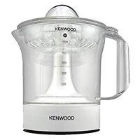Kenwood JE280 Citrus Fruit Press Juicer Juice Extractor 1Litre 40W White