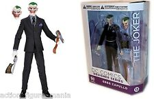 Dc Direct Designer Greg Capullo Series The Joker Action Figure Re Run