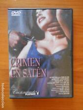 DVD CRIMEN EN SATEN (5S)