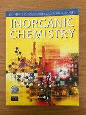 Inorganic Chemistry by Catherine Housecroft Alan Sharpe (Paperback)