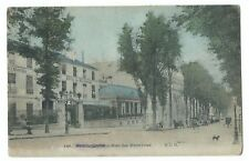 France; Versailles, Rue Des Reservoirs PPC, WW1 FPO 35 PMK, On Active Service