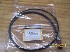 FORD 2000, 2600, 3000, 3400, 3500, 3600, 4000, 5000, 6700, 7000 SHUT OFF CABLE