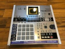 Roland MV8000 Samplers Sequencers Midi Mixing Recording w/case Tested Working