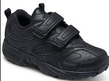 Baby Boys Stride Rite Cooper H&L Black Shoes New Size 9