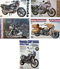Tamiya 1/6 Motorbike Bike New Plastic Model Kit 1 6