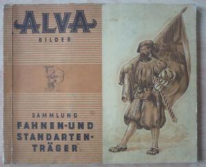 Sammelbilderalbum, Fahnen und Standarten Träger (Art.2909)