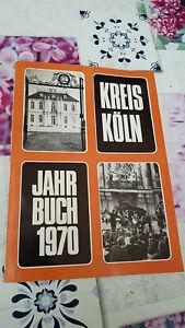 Kreis Köln - Jahrbuch 1970